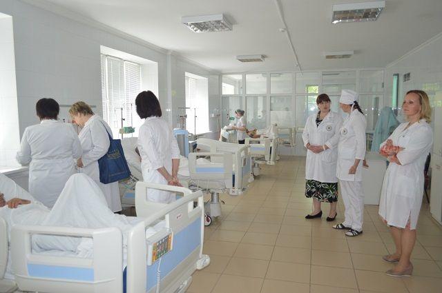 В 15-ый раз ассоциация медсестер Тюменской области проводит встречу