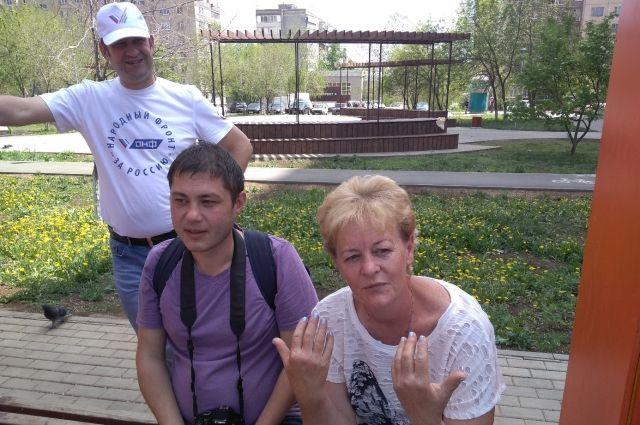 Член Центрального штаба ОНФ посетила проблемные объекты Оренбурга
