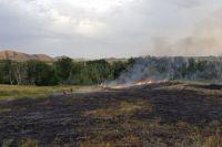 В Оренбуржье с 12 по 16 мая ожидается пожарная опасность 5 класса