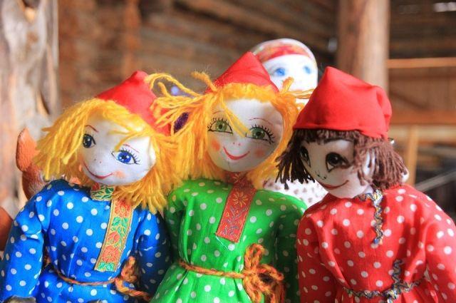 В Тюмени состоится мастер-класс по изготовлению народных кукол