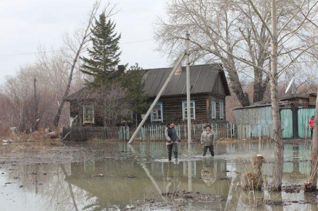 В подотпленных домах постоянно проживают 19 человек.