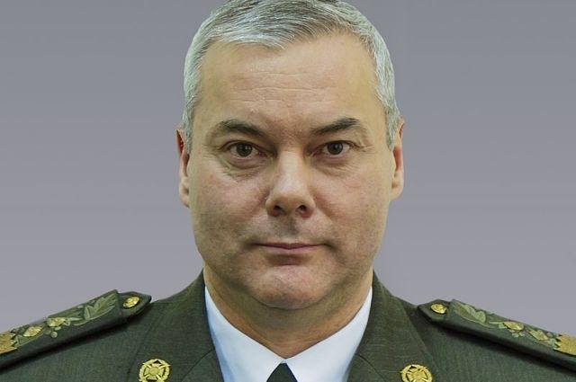 Сергей Наев.