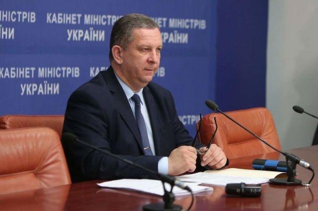 Министр соцполитики предстанет перед судом за оскорбления жителей Донбасса