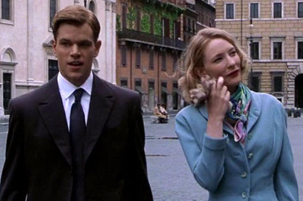 В 1999 году Кейт исполнила небольшую роль богатой аристократки Мередит Лог в психологическом триллере «Талантливый мистер Рипли» по одноименному роману Патриции Хайсмит. В оригинальном романе героини Бланшетт не существовало, однако режиссер дописал роль специально для нее.
