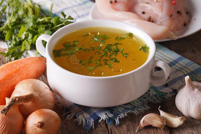 Какие продукты помогут при простуде?