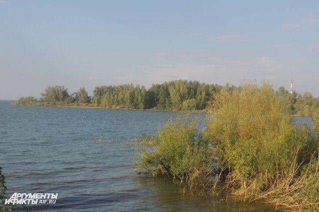 На Ирикле увеличили сброс воды для спасения пос. Железнодорожный