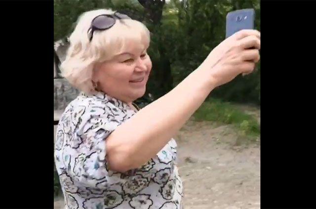 Судья Динского районного суда Светлана Дубовик.