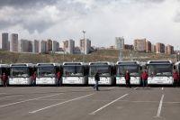 124 автобуса будут работать в крае.