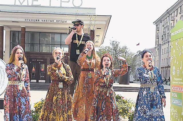 «Несе Галя воду» в исполнении «Крапивы» приобрела испанский припев.