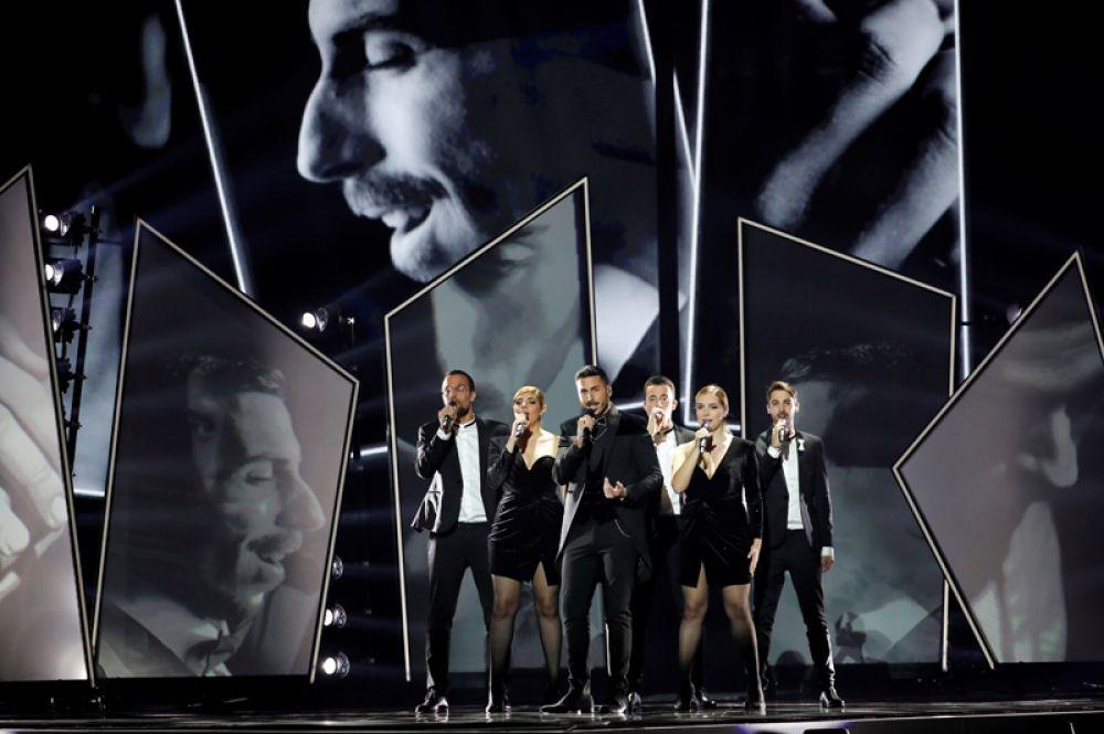 Израиль представит певец Коби Марими с песней «Get To Know».