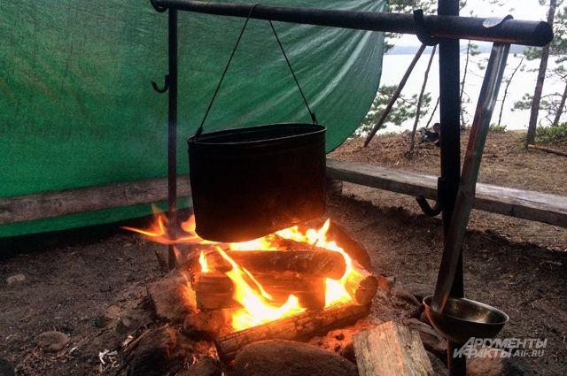 Тюменцам запрещено разводить костры в лесах и на дачах