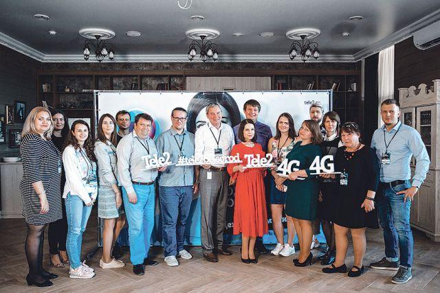 Руководство компании рассказало белгородским журналистам об итогах работы.