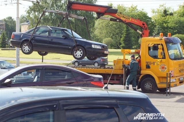 К процедуре загрузки-разгрузки у водителей тоже есть претензии.