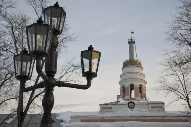 Экспертизу сгоревшей башни «Ижмаша» оценили в 12 млн рублей