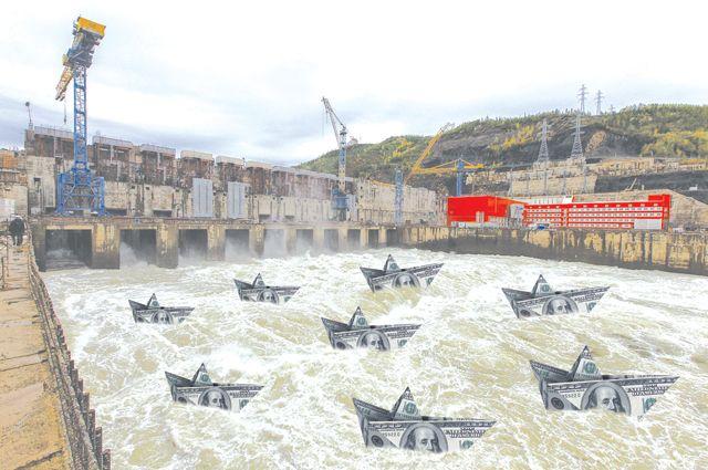 Строительство ГЭС на Ахтубе обойдётся минимум в 10 млрд рублей.