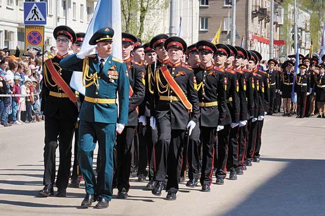 На Парад Памяти в Самару отправятся воспитанники Суворовского училища.