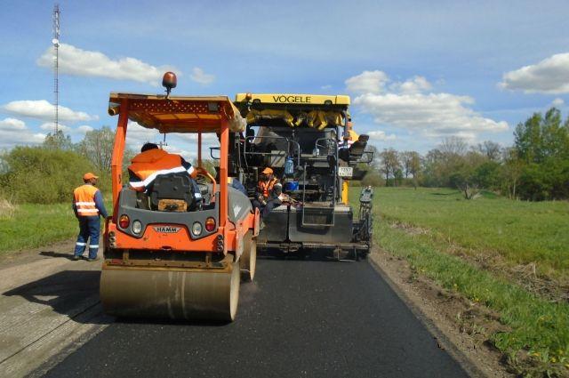 В области стартовал нацпроект «Безопасные и качественные дороги