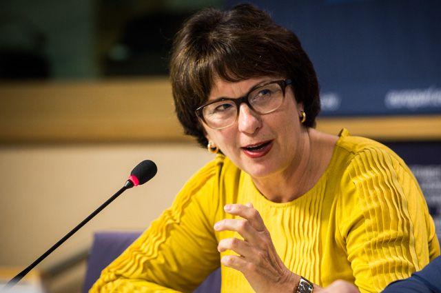Сандра Калниете.