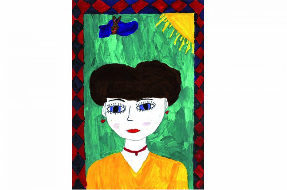 София Логинова, 12 лет.