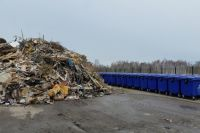 В Тобольске начали установку оборудования на мусоросортировочном заводе