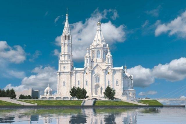 В апреле проходили общественные слушания по поводу строительства четырех храмов в столице края.