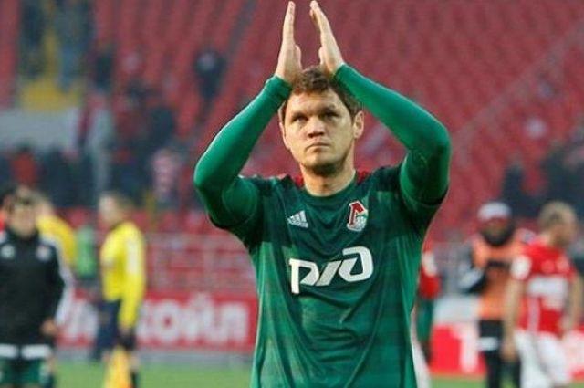 Экс-футболист сборной Украины Михалик покинет Москву и вернутся в Луцк