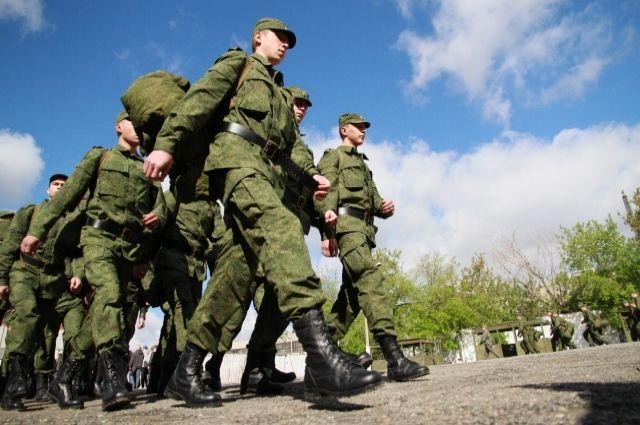 За последние семь лет число лиц, уклоняющихся от армейской службы на Дону снизилось в пять раз.