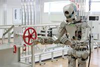 Робот Фёдор.