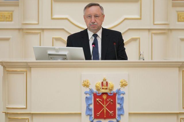 Глава города ставит амбициозные задачи. По ключевым показателям развития Санкт-Петербург должен вновь стал лучшим в России.