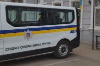 В Запорожье на территории школы обнаружили труп мужчины
