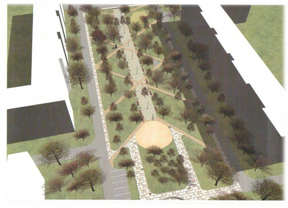 Новые скверы должны появиться в разных районах города.