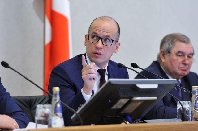 Александр Бречалов прокомментировал возможность пойти на второй срок