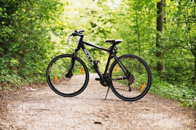 Полицейские нашли похищенный у калининградца велосипед