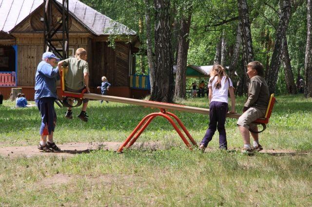 55 тысяч детей в Иркутской области ежегодно посещают лагеря дневного пребывания.