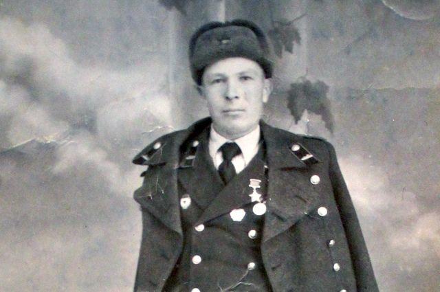 Семён Коновалов.