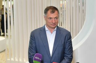 """Идеи для города. Марат Хуснуллин открыл выставку """"АрхМосква"""""""