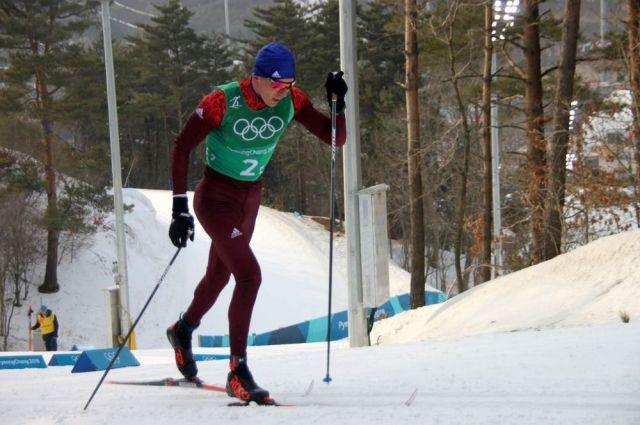 Из Тюмени уехал один из топовых лыжных гонщиков Александр Большунов