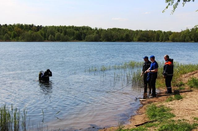Водоёмы Калининграда готовят к пляжному сезону