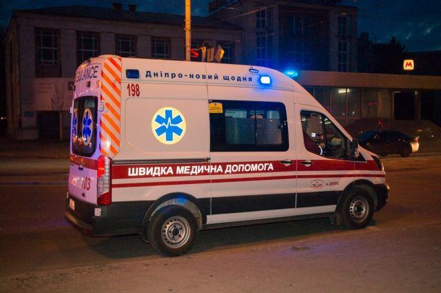 Ребенка доставили в городскую детскую клиническую больницу.
