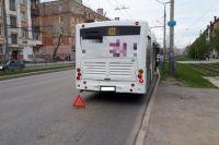Инцидент произошёл в пять часов вечера на улице Героев Хасана.