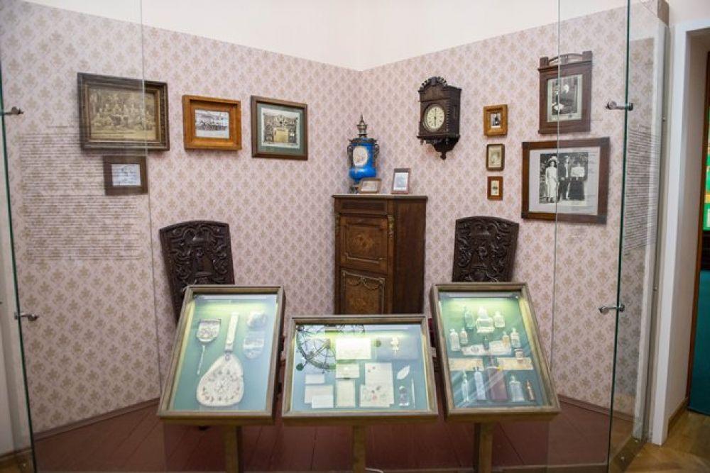 1947 год – открытие постоянной экспозиции музея