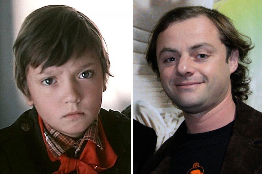 Дмитрий Барков — Вася Петров.