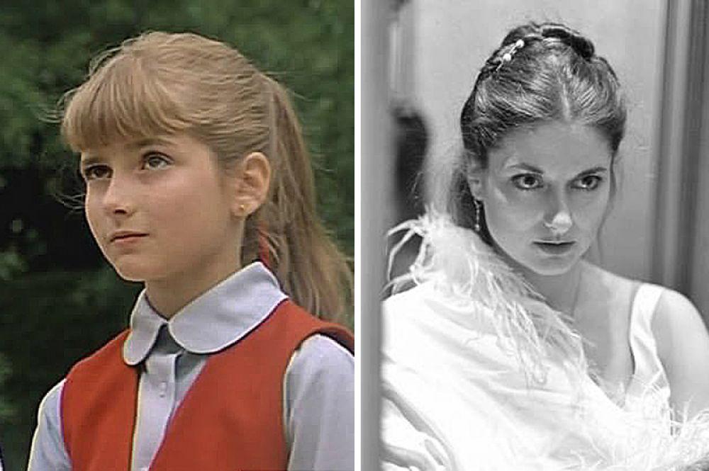 Анна Плисецкая — Джейн Бэнкс, «Мэри Поппинс, до свидания».