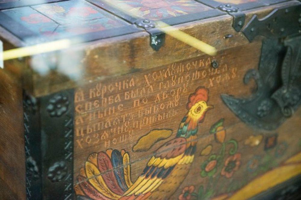В мае 1942 года – в музее была размещена выставка агитплакатов «Окна ТАСС», а в ноябре того же года выставка работ художников по обороне Тулы 1941г.