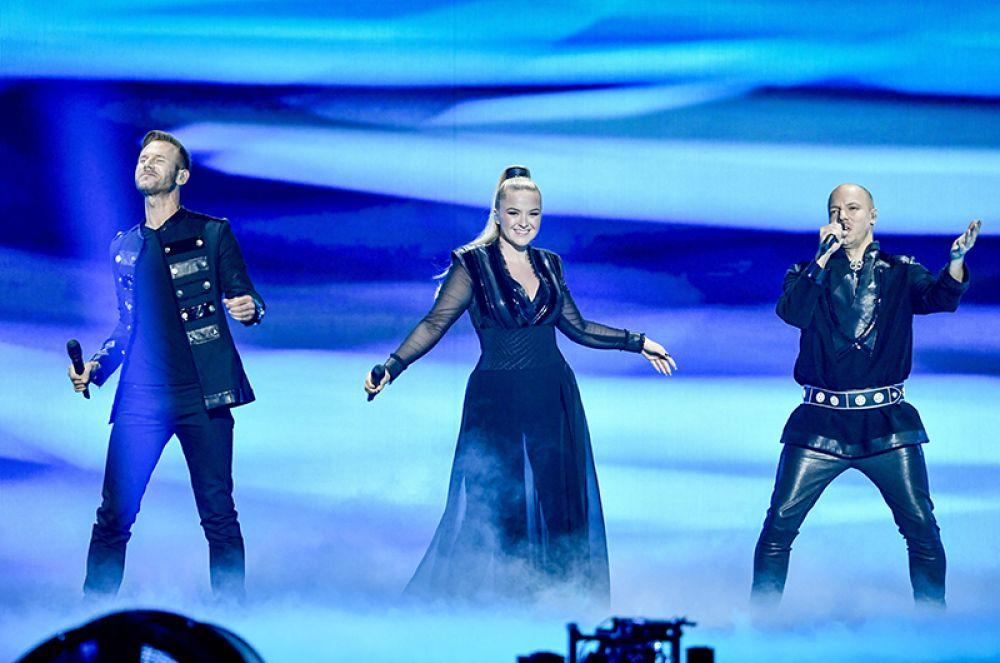 Группа KEiiNO (Норвегия).