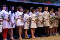 В Оренбуржье награждены лучшие  фельдшеры и медсестры