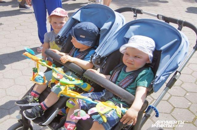 Многодетным родителям Тюменской области вручили награды