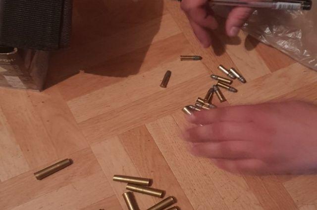 Житель Багратионовска незаконно хранил оружие и патроны