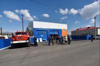 Андрей Травников посетил Станционно-Ояшинский отдельный пост ПЧ-107