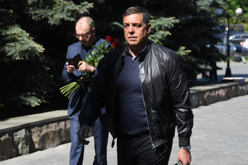 Журналист и продюсер Александр Любимов.